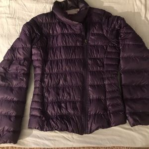 athleta light weight winter coat